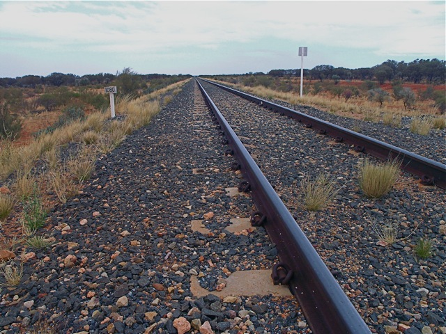 Rail-freight infrastructure